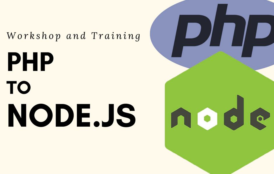 Node.js Training for PHP Developers