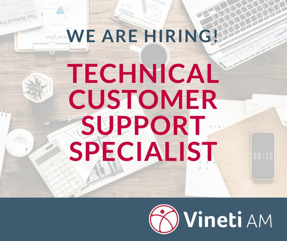 Technical Customer Support Specialist